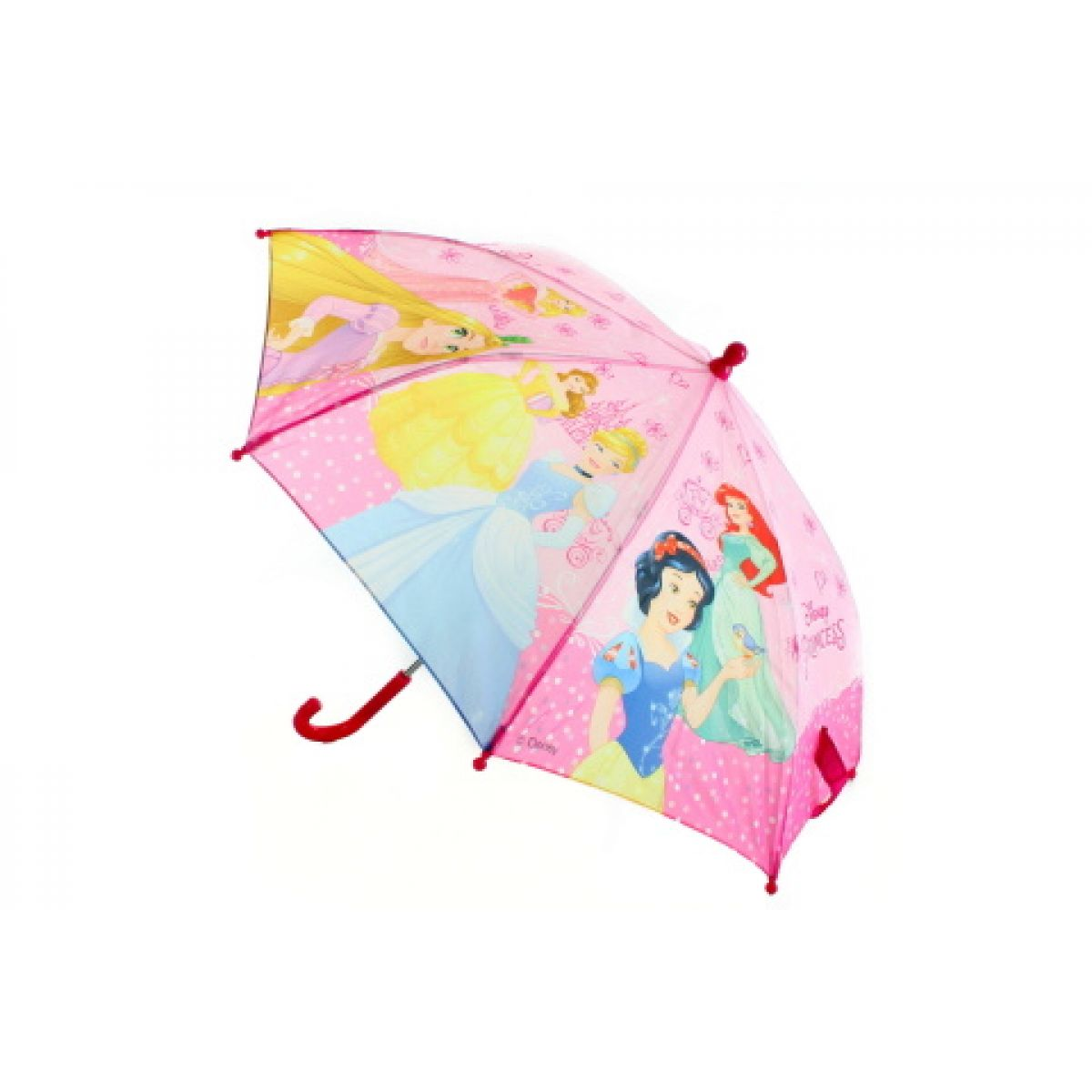 Deštník princezny manuál