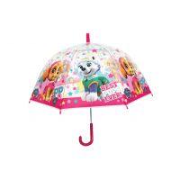Deštník Tlapková patrola manuální 46711