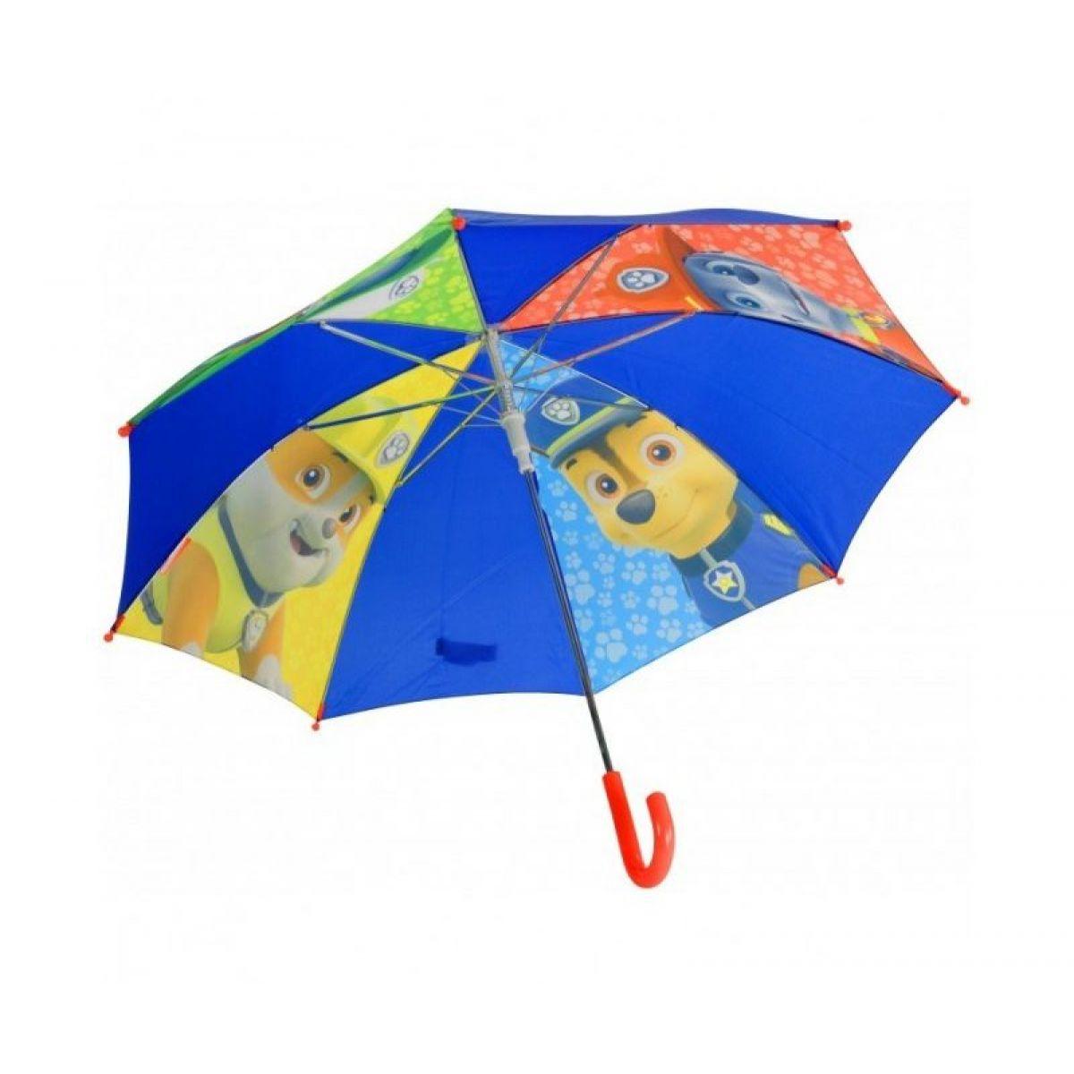 Dáždnik Tlapková patrola vystreľovací