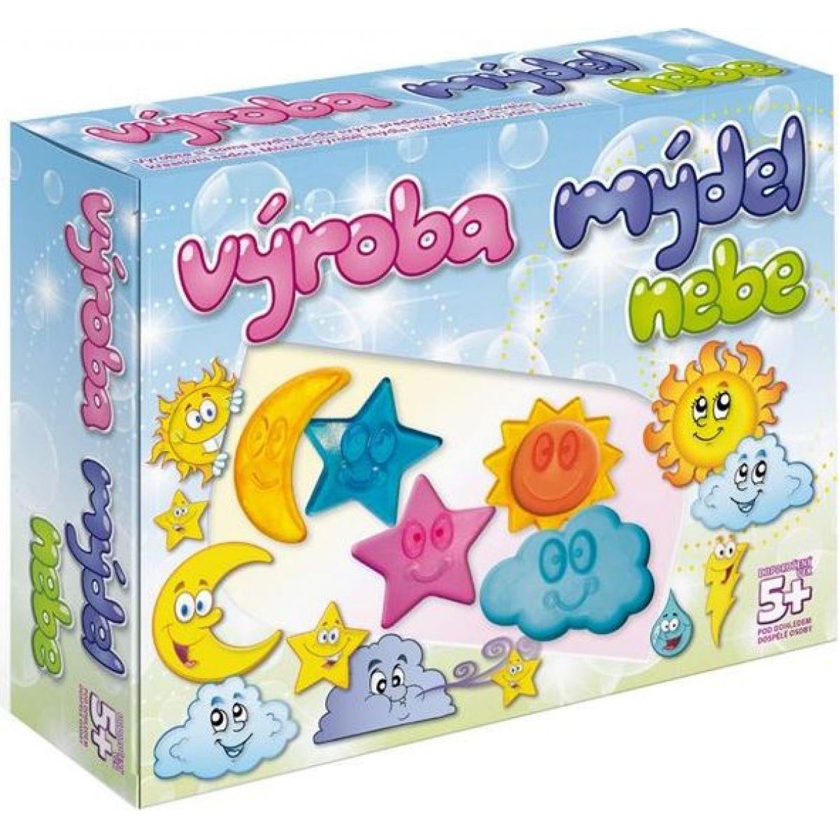 DetiArt Výroba mydla Nebo