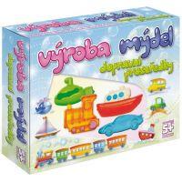 DetiArt 4110002 - Výroba mydla - Transport