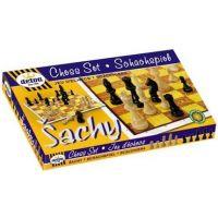 Detoa dřevěné Šachy s dámou