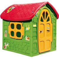Detský domček na záhradu s obrázkami