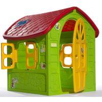 Detský domček na záhradu s obrázkami 3