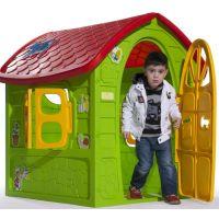 Detský domček na záhradu s obrázkami 4