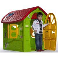 Detský domček na záhradu s obrázkami 5