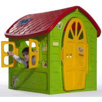 Detský domček na záhradu s obrázkami 6
