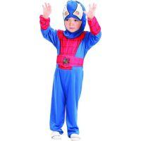 Made Detský karnevalový kostým Pavúčí hrdina 92 - 104 cm