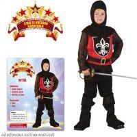 Made Detský kostým Rytier 130-140 cm 2