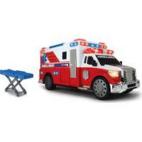 Dickie Action Series Ambulance 33cm - Poškodený obal