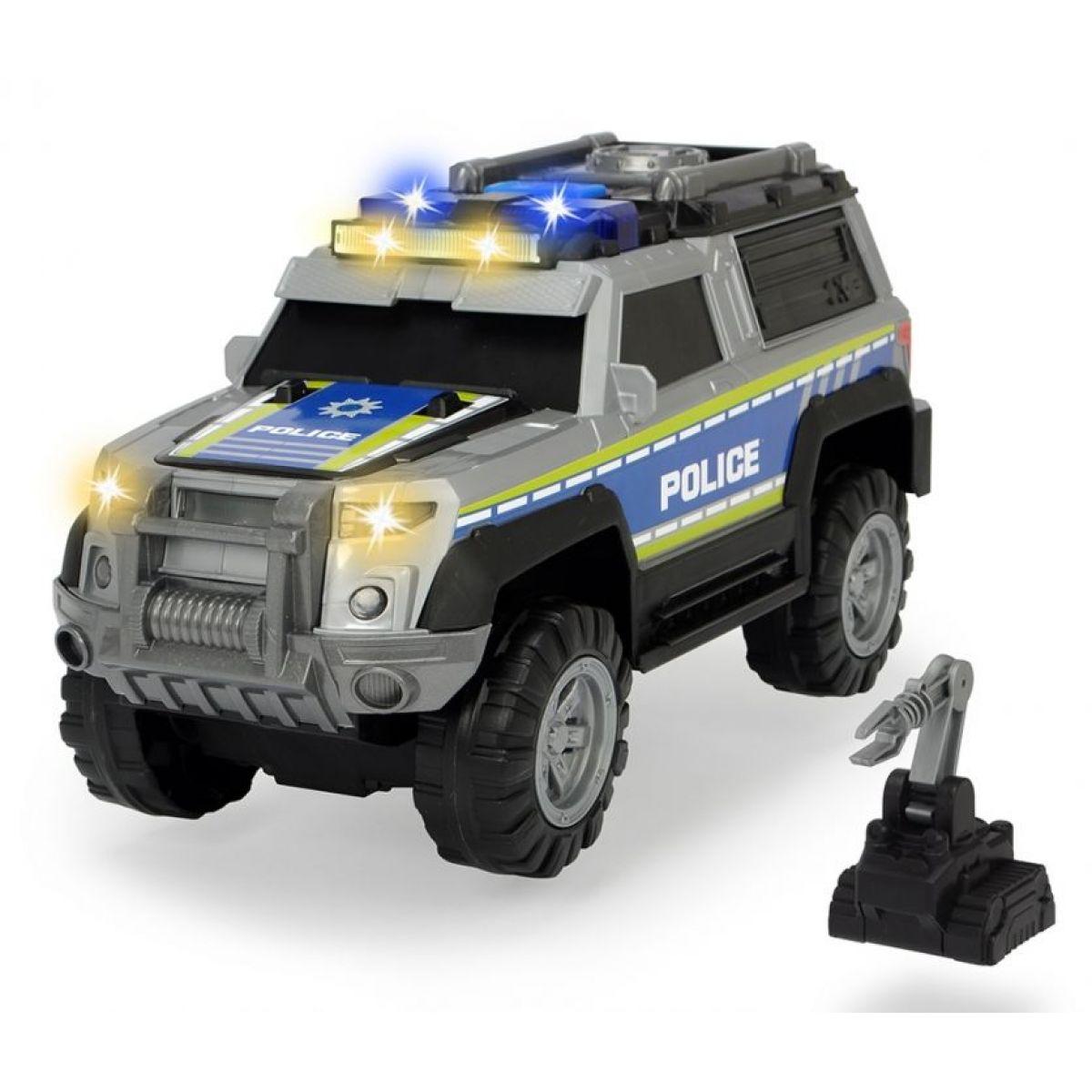 Dickie Action Series Polícia Auto 30cm