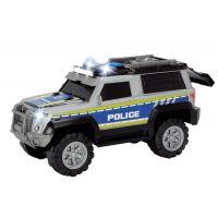 Dickie Action Series Polícia Auto 30cm 3