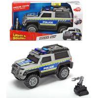 Dickie Action Series Polícia Auto 30cm 4