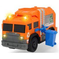 Dickie Action Series Smetiarske recyklačné auto 30cm