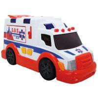 DICKIE Auto SOS ambulancie Sanitka v krabici 33 cm Svetlo Zvuk