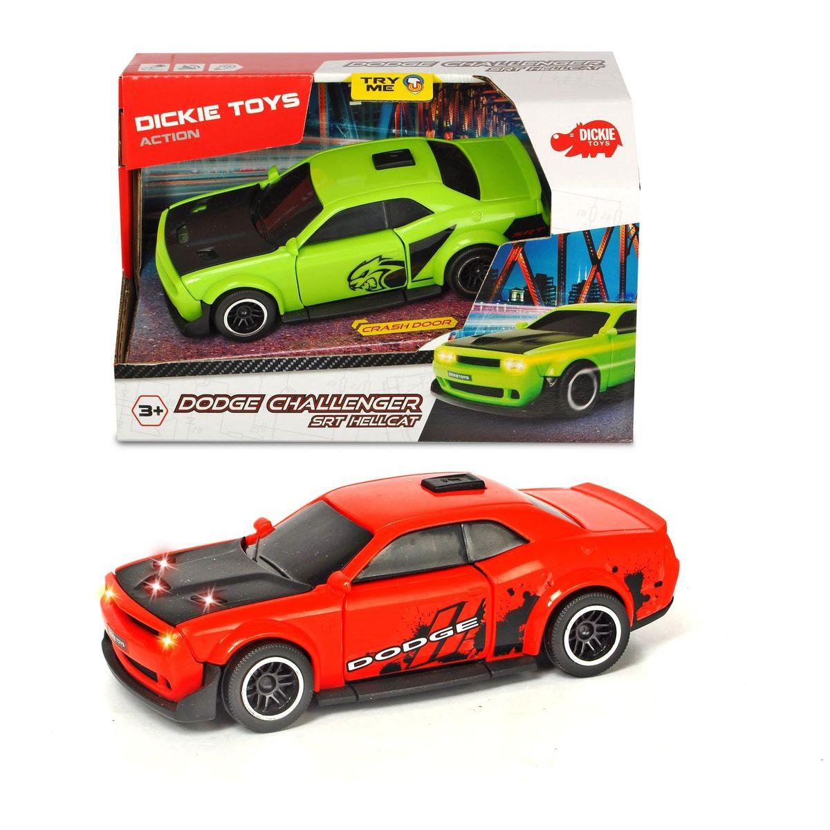 Dickie Auto Dodge Challenger SRT Hellcat