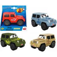 Dickie Auto Happy Jeep Wrangler Squeezy