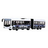 Dickie Autobus City Express Bus Bílo-modrá