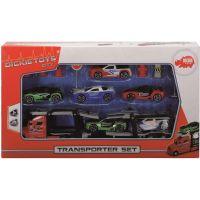 Dickie Autotransporter + 6 autíčok prísl. 3