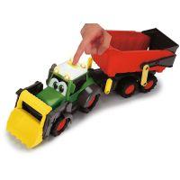 Dickie Happy Traktor s prívesom 65 cm 3