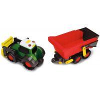 Dickie Happy Traktor s prívesom 65 cm 4