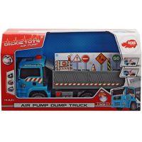 Dickie Nákladné Auto Man Air Pump 1:24 3