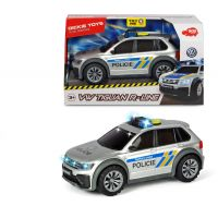 Dickie Policajné auto VW Tiguan R-Line, česká verzia