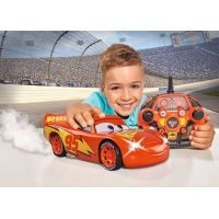 Dickie RC Cars 3 Feature Blesk McQueen 1:16, 26cm, 3kan 5