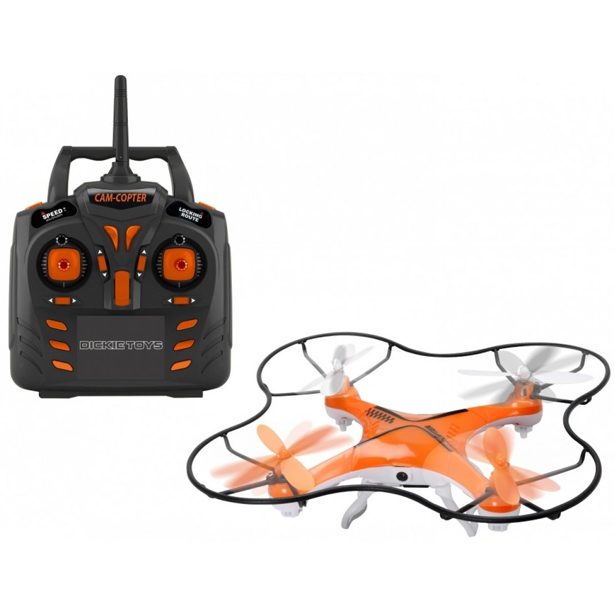 Dickie RC Helikoptéra Cam Copter