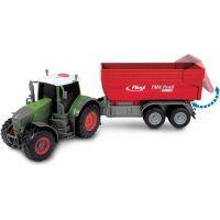 Dickie Traktor Fendt 939 Vario s prívesom 41 cm