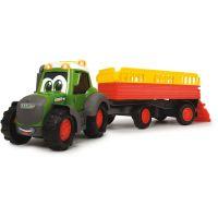 Dickie Traktor Happy Fendt s prívesom 30 cm 2