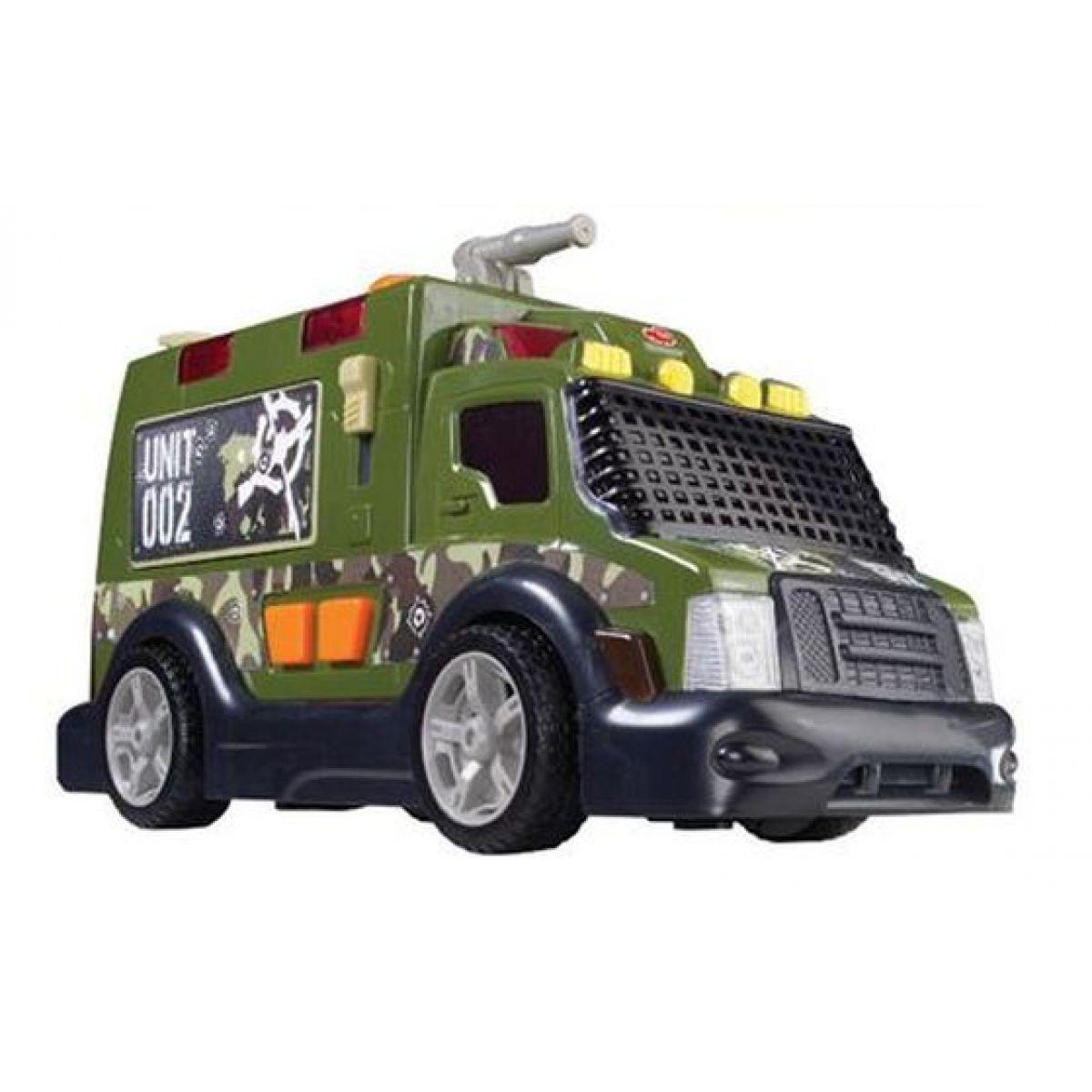 Dickie D 3308364 AS Vojenské zásahové vozidlo 33 cm