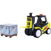 Dickie Vysokozdvižný vozík 27 cm Air pump 2