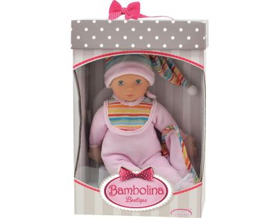 Dimian Bambolina Boutique 33 cm Růžová
