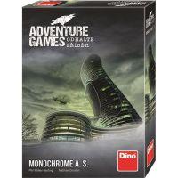 Dino Adventure games monochrome a. s. párty hra