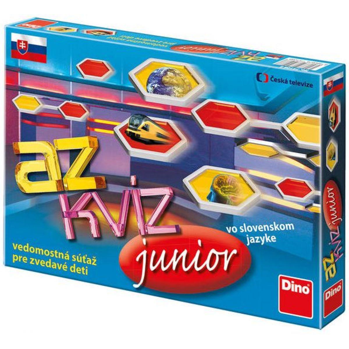 Dino AZ Kvíz: Junior SK