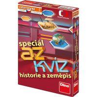 Dino AZ kvíz: Historie a zeměpis