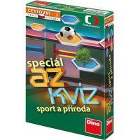 Dino AZ kvíz: Sport a příroda