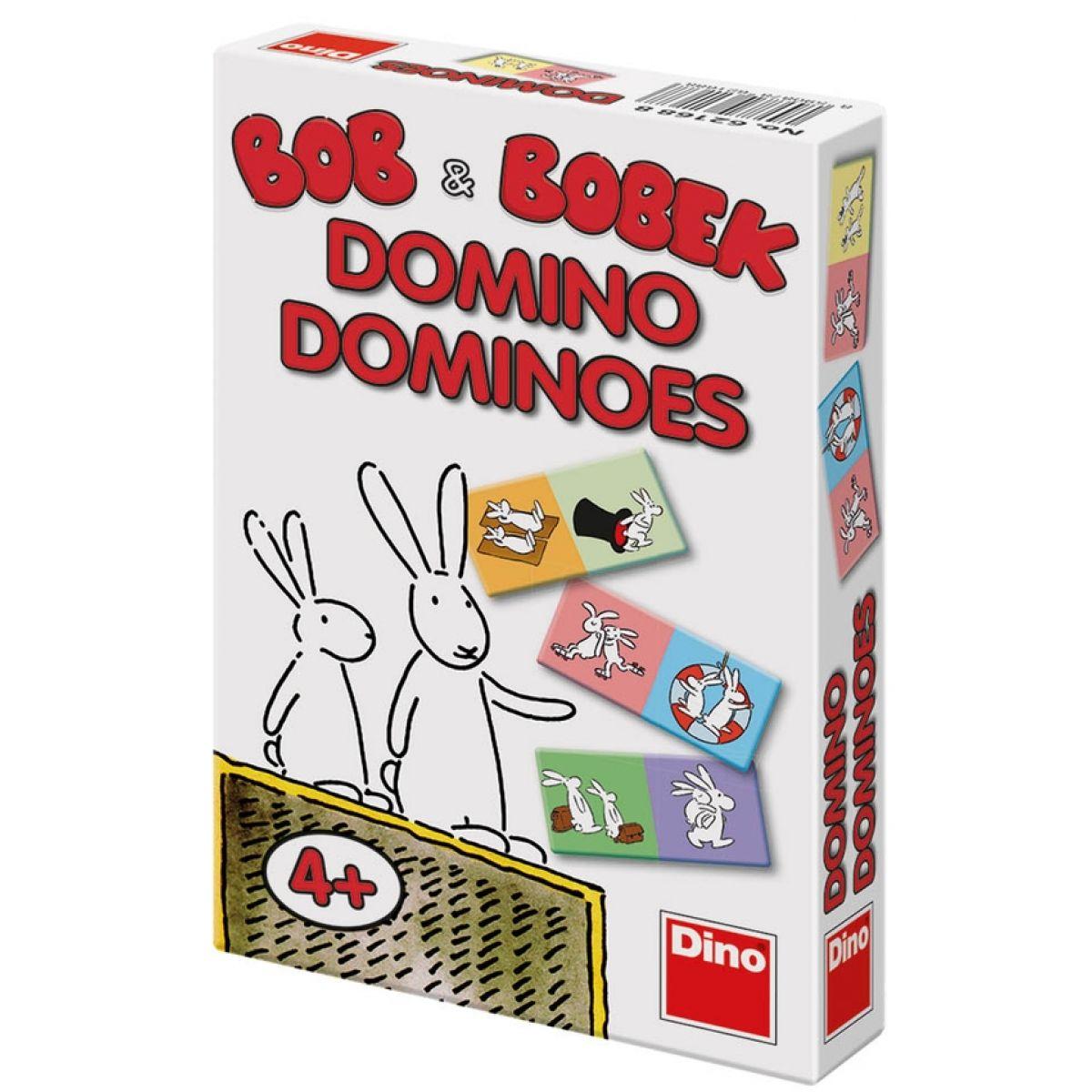 Dino Domino: Bob a Bobek