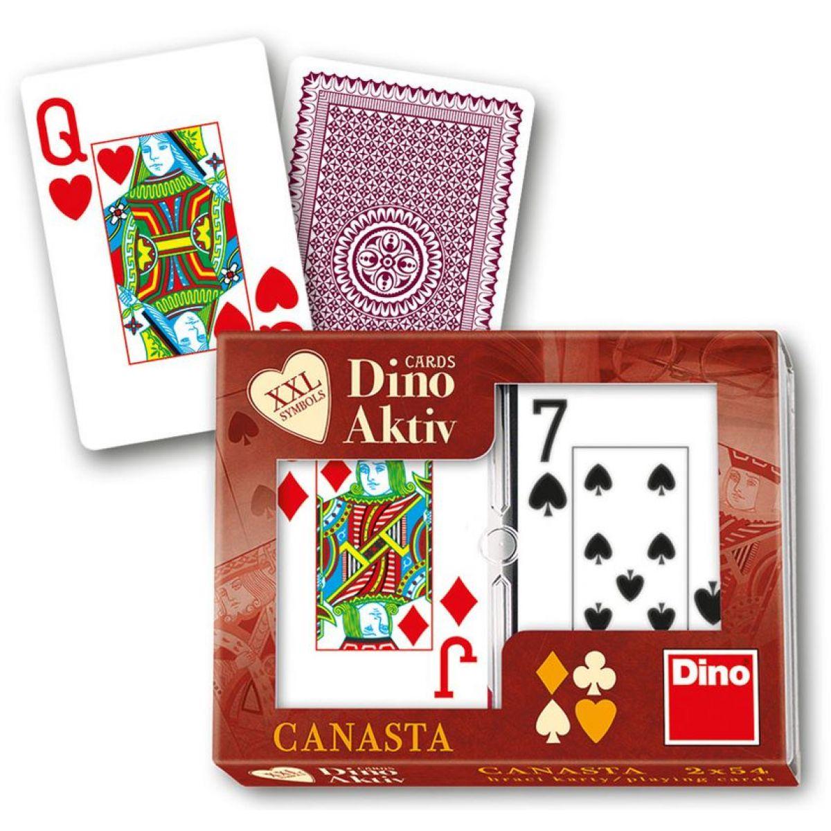 Dino Canasta: aktiv
