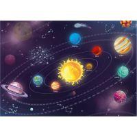 Dino Detská slnečná sústava 300 dielikov XL puzzle 2