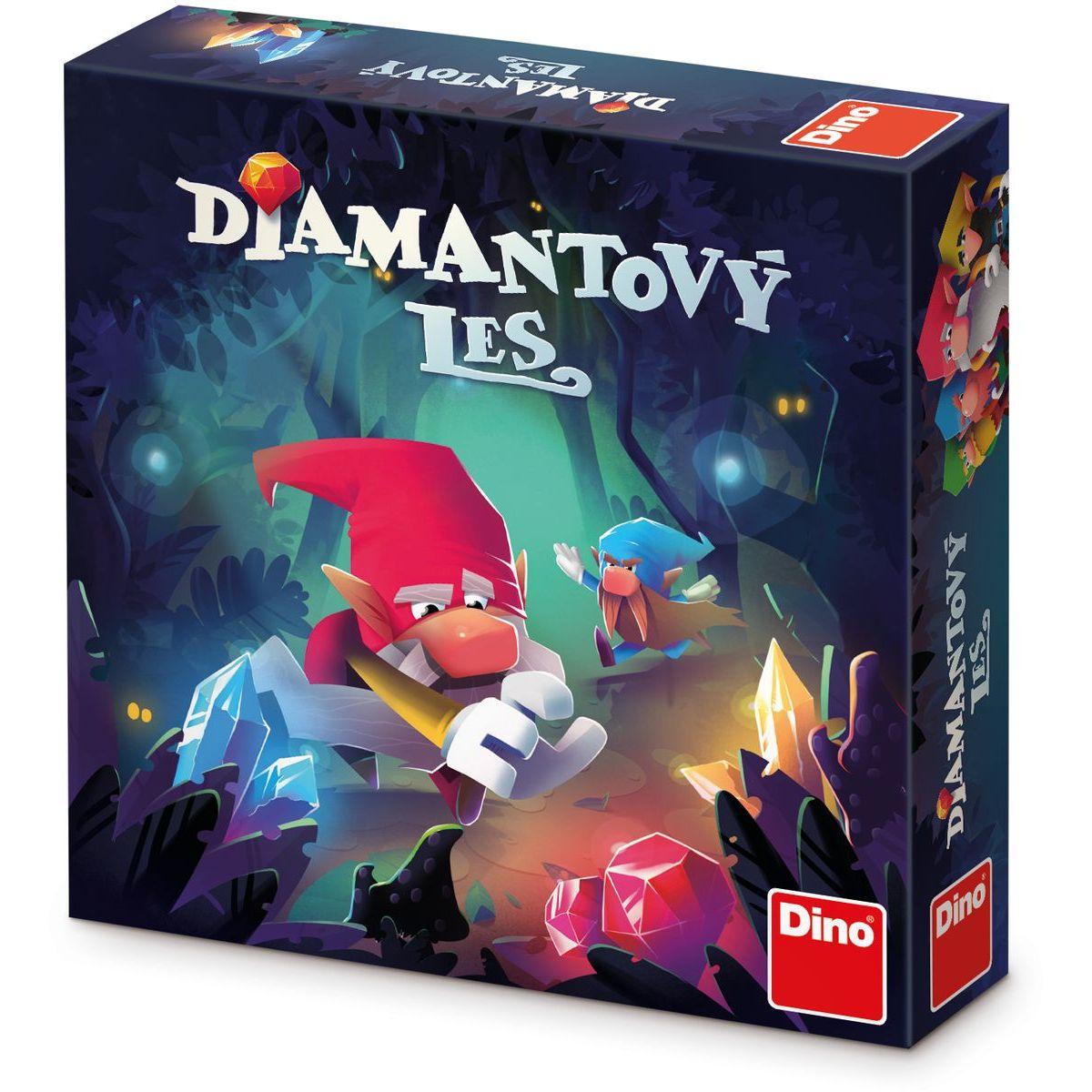 Dino Diamantový les Detská hra