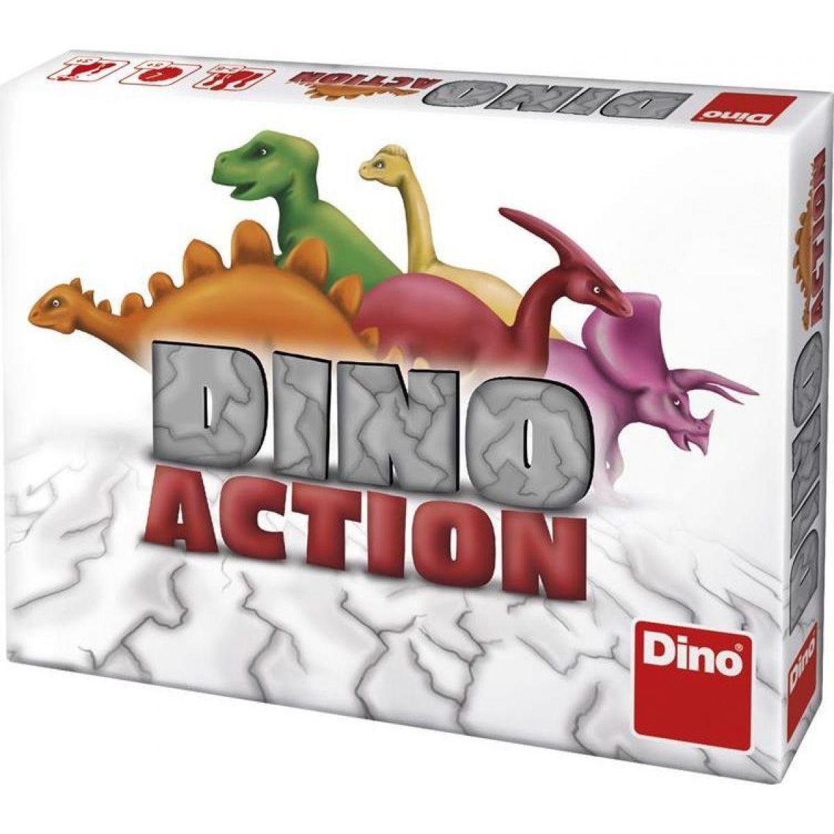 Dino Dinoaction cestovná hra