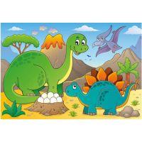 Dino Puzzle Dinosaury 48 dielikov 2