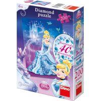 Dino s diamanty Walt Disney Popelka 200 dílků