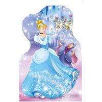 DINO WD Hravá princezná 4x54 dílků 2