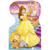 DINO WD Hravá princezná 4x54 dílků 4
