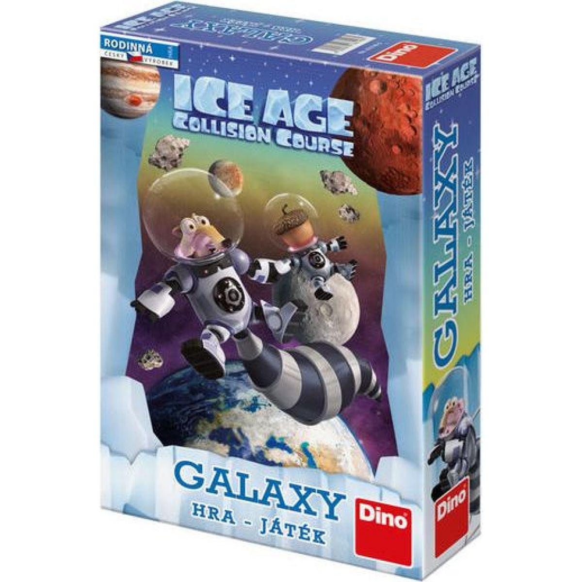 Dino Doba ľadová 5 Galaxie