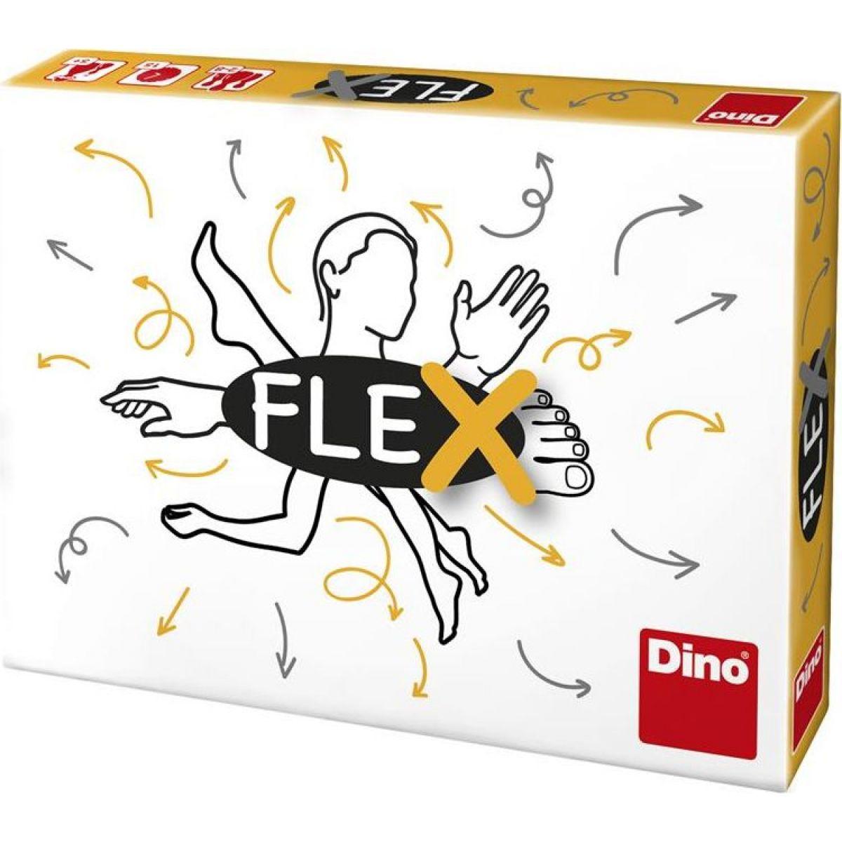 Dino Flex cestovná hra