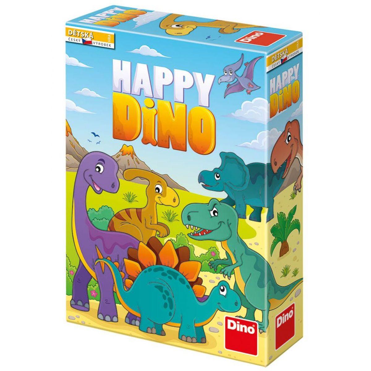 Dino Happy Dino
